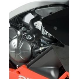Aero padací chrániče, Aprilia RS4 125 (2011), černé