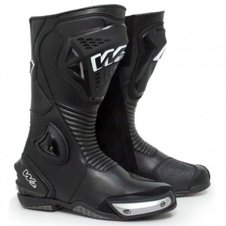 Pánské moto boty W2 Adria, Black