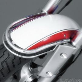 Rámeček předního blatníku Highway Hawk DE LUXE pro motocykly KYMCO Zing 125/150