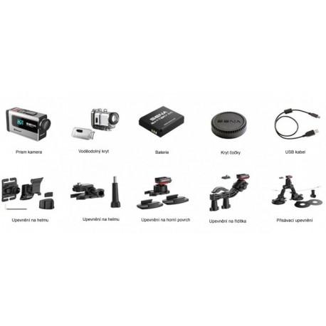 Full HD akční kamera Sena Prism