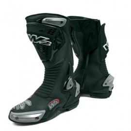 Sportovní pánské moto boty W2 Misano, černé