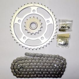 Řetězová sada Izumi pro Honda CB 600 F Hornet (PC34, PC36), 98-06