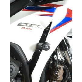 Aero padací chrániče RG Racing pro motocykly HONDA CBR1000RR ('12)