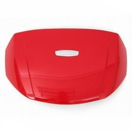 Barevný kryt pro horní kufr CITY 35 SCARABEO, červený