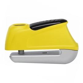 Zámek na kotoučovou brzdu s alarmem ABUS 350 Trigger Alarm Yellow