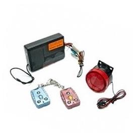 Alarm na motocykl (dálkové ovládání) SCOOTER 12V TNT/TUNING/