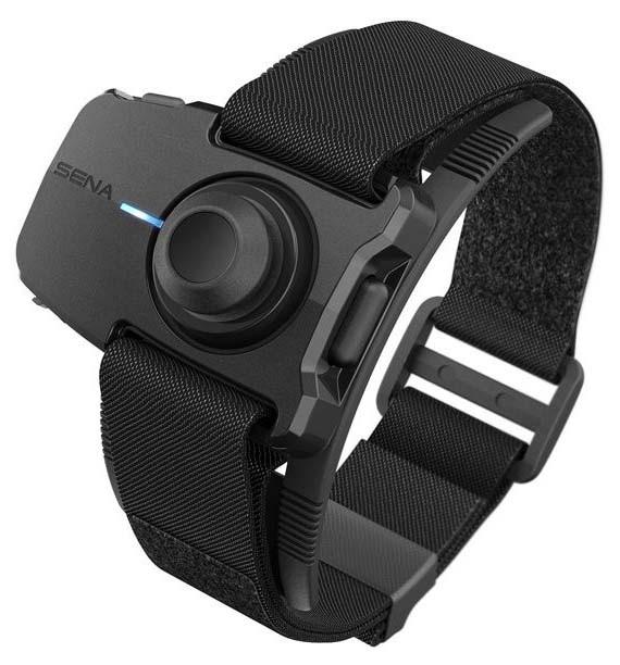 Dálkové ovládání na ruku Sena Bluetooth SC-WR-01 Wristband