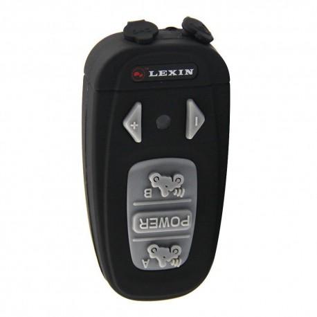 Interkom Lexin LX-MAX88 Single Kit, černý