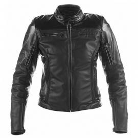 Dámská motocyklová bunda Dainese NIKITA PELLE LADY černá matná, kůže