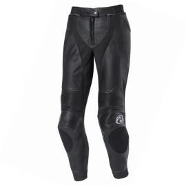 Dámské kožené motocyklové kalhoty Held LANE černá