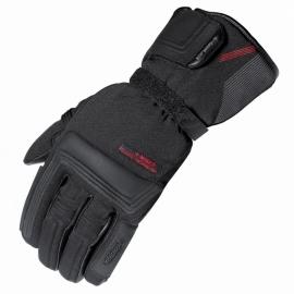 Motocyklové rukavice Held POLAR 2 černé, textil/kůže (Hipora, Thinsulate)