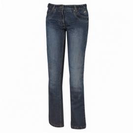 Dámské moto kevlarové jeansy Held CRACKERJANE (délka 32) modré
