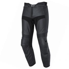 Pánské kožené motocyklové kalhoty Held TURN černá