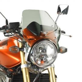 A 305 Plexi GIVI kouřové pro motocykly HONDA CB 600 Hornet