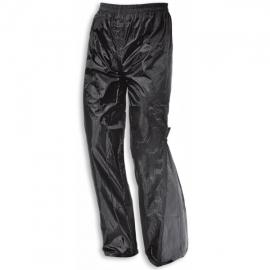 Nepromokavé kalhoty AQUA černé, zkrácená délka