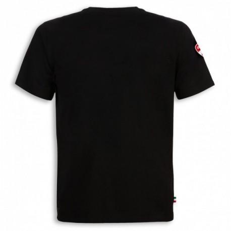 Pánské tričko Ducati Ducatiana 2 černé