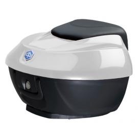 Horní kufr 36 bílý - Piaggio MP3 Sport