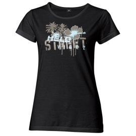Dámské triko Held STREET černé