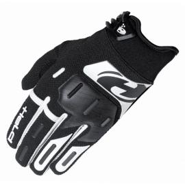 Dětské crossové rukavice Held HARDTACK černá/bílá
