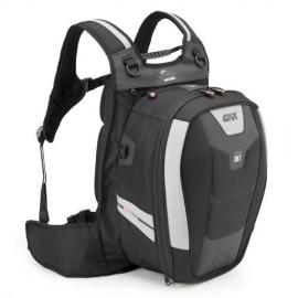XS 317 batoh GIVI Xstream, 30L, černý (notebook+přilba)