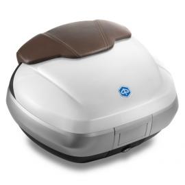 Horní kufr 50 bílý - Piaggio MP3 300/500 LT Bussiness