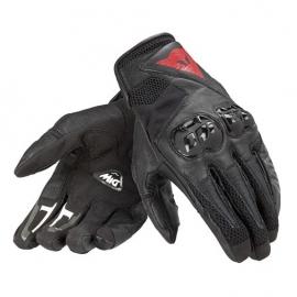 Kožené moto rukavice Dainese MIG C2 UNISEX černá