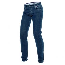 Dámské kalhoty (jeans) na skútr/motorku Dainese KATEVILLE SLIM/REGULAR LADY denim