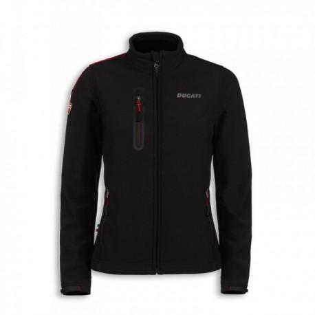 Dámská bunda Ducati Windproof černá