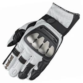 Sportovní motocyklové rukavice Held SR-X, bílá/černá (pár)