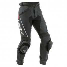 Dámské kožené moto kalhoty Dainese DELTA PRO C2 PELLE LADY černá