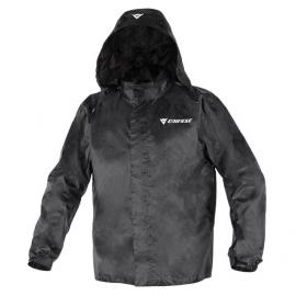 Nepromokavá moto bunda (nepromok) Dainese D-CRUST BASIC černá
