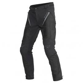 Dainese pánské sportovní moto kalhoty DRAKE SUPER AIR TEX černá, textil