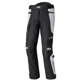 Pánské moto kalhoty Held DOVER černá/bílá, textilní (voděodolné)