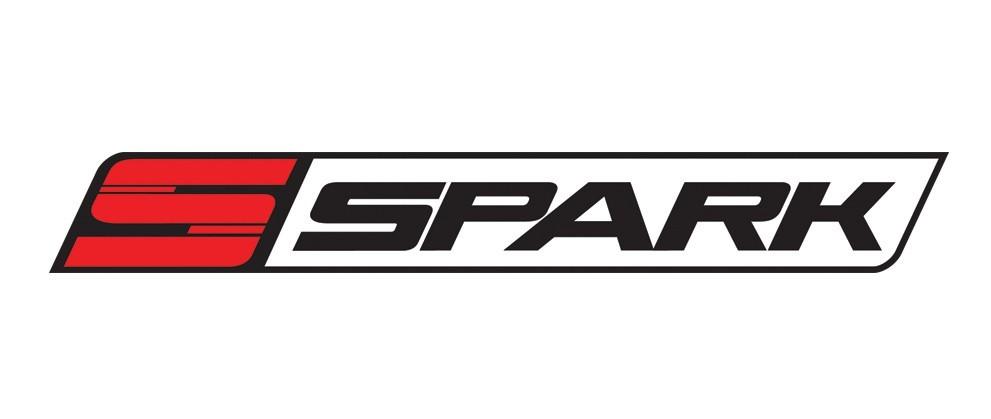Samolepka Spark