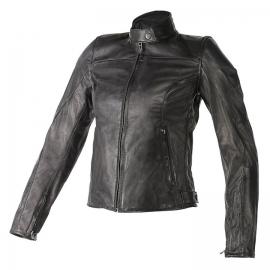 Dainese dámská kožená moto bunda MIKE PELLE LADY vel.44 černá