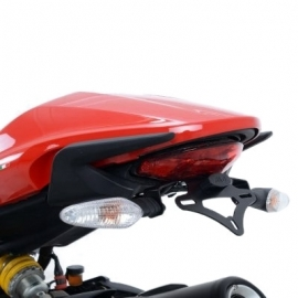 Držák SPZ RG Racing pro motocykly Ducati Monster 821 a 1200 ,14-, černý