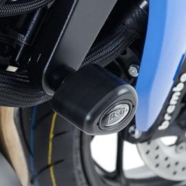 Aero padací chrániče - Suzuki GSX-S 1000, 15', černé