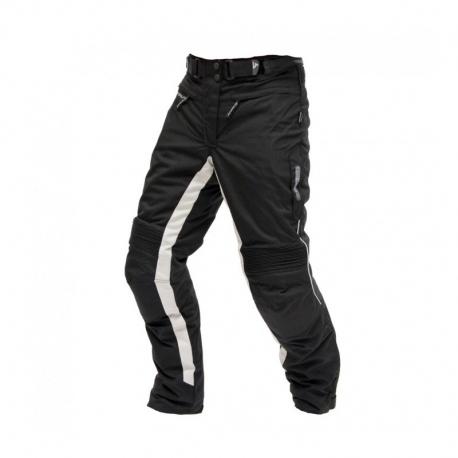 Dámské textilní moto kalhoty Spark Bora, černé
