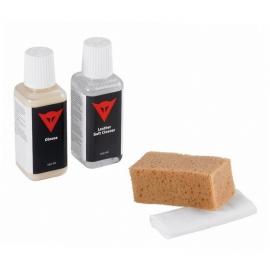 Ochranná a čistící sada Dainese pro kožené oblečení (vitange)