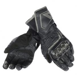 Dámské sport moto rukavice Dainese CARBON D1 LONG LADY černá, kůže (pár)