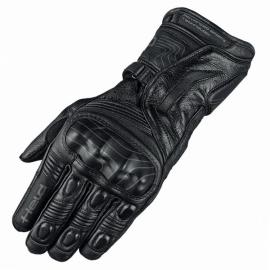 Sportovní motocyklové rukavice Held REVEL černá, kůže