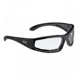 Sluneční brýle Held, čiré sklo, černý rám