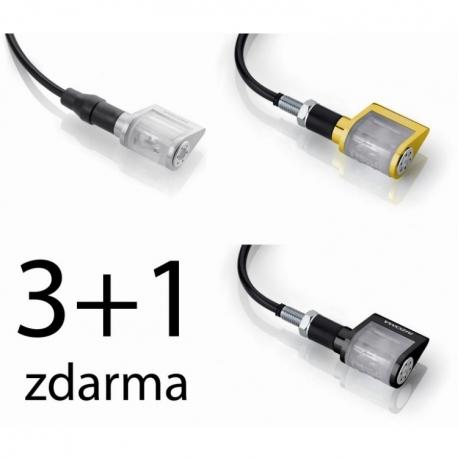 3+1 blinkry Rizoma AVIO 21, LED, E-mark (4ks)