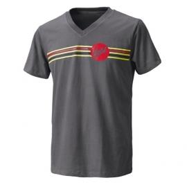 Pánské triko Held STRIPES šedá