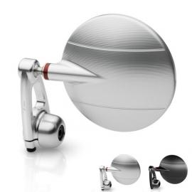 Zpětné zrcátko Rizoma BS300A , univerzální - LEVÉ nebo PRAVÉ pro motocykly, různé barvy, průměr 94,5mm