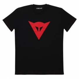 Pánské triko s krátkým rukávem Dainese SPEED DEMON černá/červená