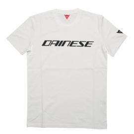 Pánské triko s krátkým rukávem DAINESE bílá