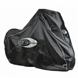 Ochranná plachta RG Racing Adventure pro velké motocykly s bočními kufry