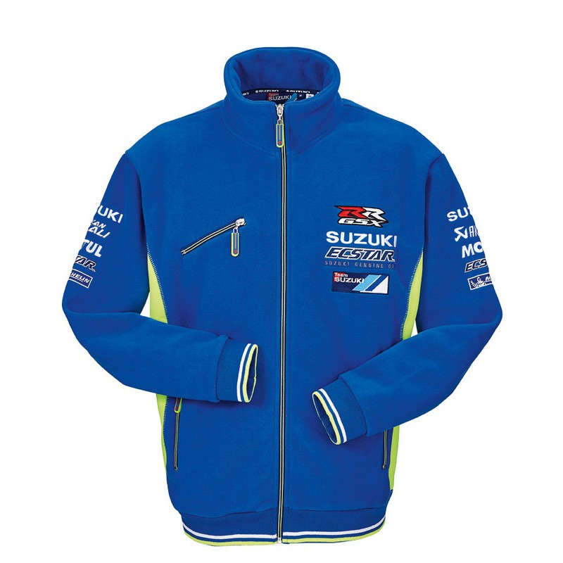 Pánská Fleece bunda Suzuki MotoGP Team 0b4062f887f