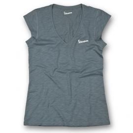 Dámské triko VESPA ORIGINAL šedé
